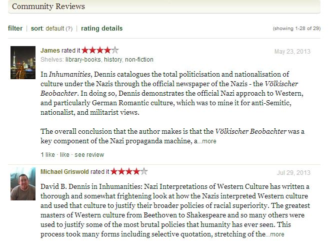 GoodReads-Reviews